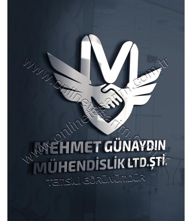 Mühendislik, Holding Şirketleri için Logo Tasarım Örnekleri