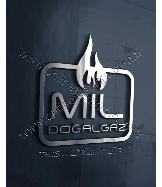 Dikkat çekici, havalı logo tasarım örneği, oldukça uygun fiyata!