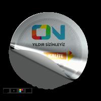 Çıkartma Etiket (Sticker)