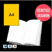 A4 Katalog Baskı