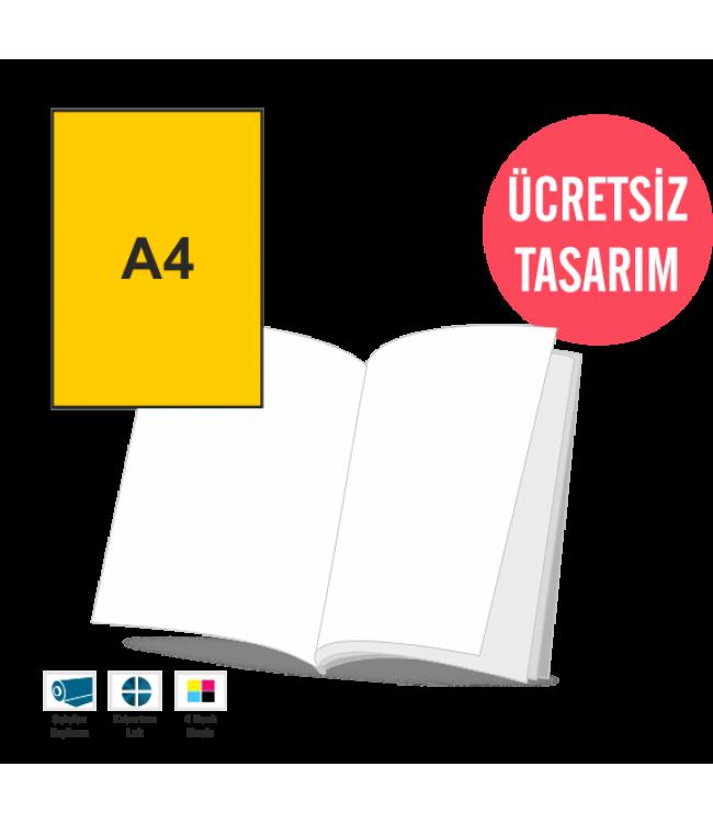 A4 Standart Katalog - Online Tasarım