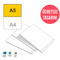 A5 Ortaboy Katalog