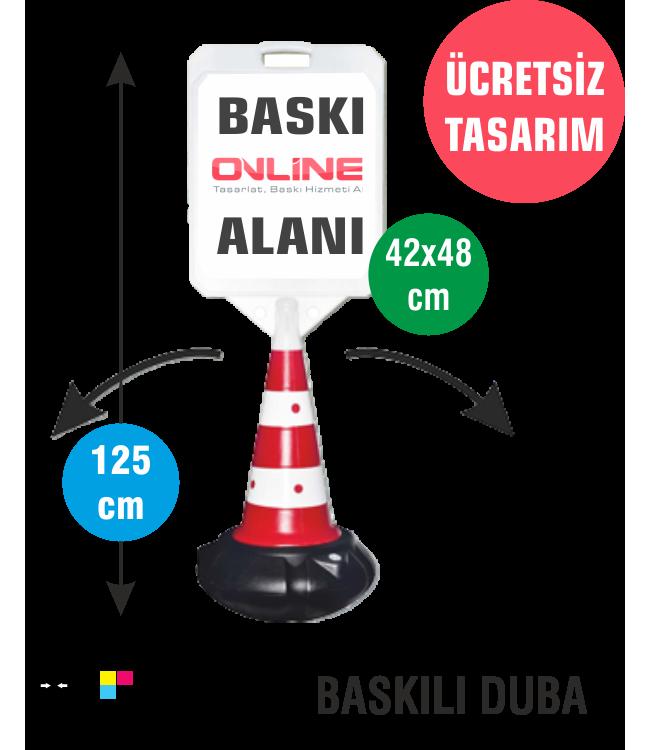 Baskılı Hacıyatmaz Reklam Dubası Büyük Başlıklı - Online Tasarım