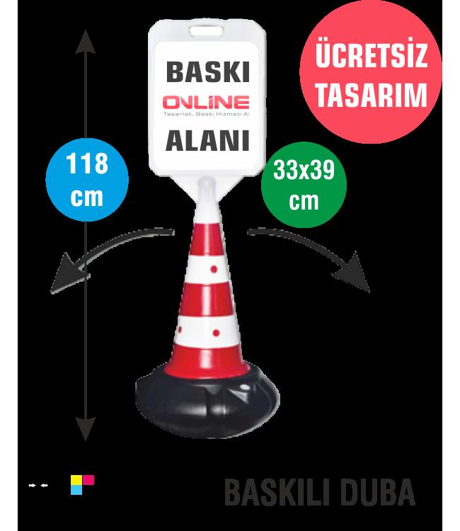Baskılı Hacıyatmaz Reklam Dubası Küçük Başlıklı - Online Tasarım