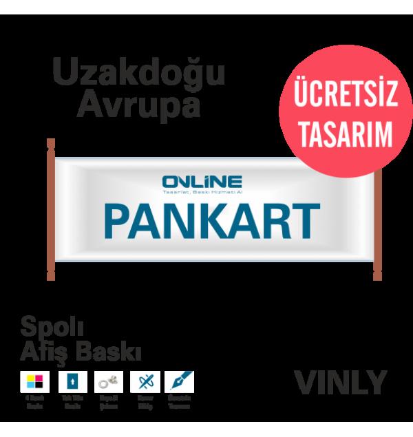 Pankart Vinyl Online Tasarım Matbaa