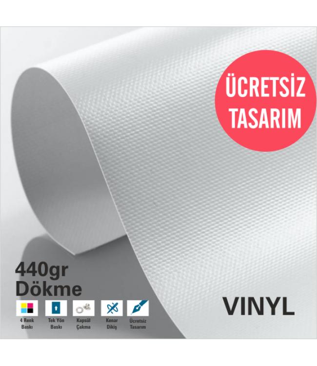 Avrupa Vinil (Vinyl) Branda Baskı Hizmetleri
