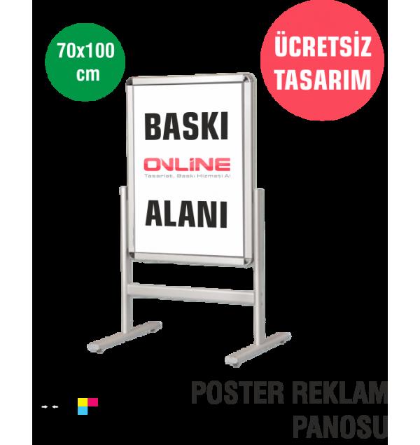 Yer Tipi Poster Reklam Tabelası