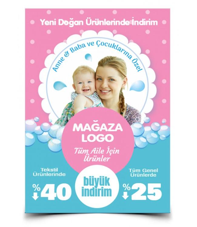 Anne Bebek Ürünleri Broşürü