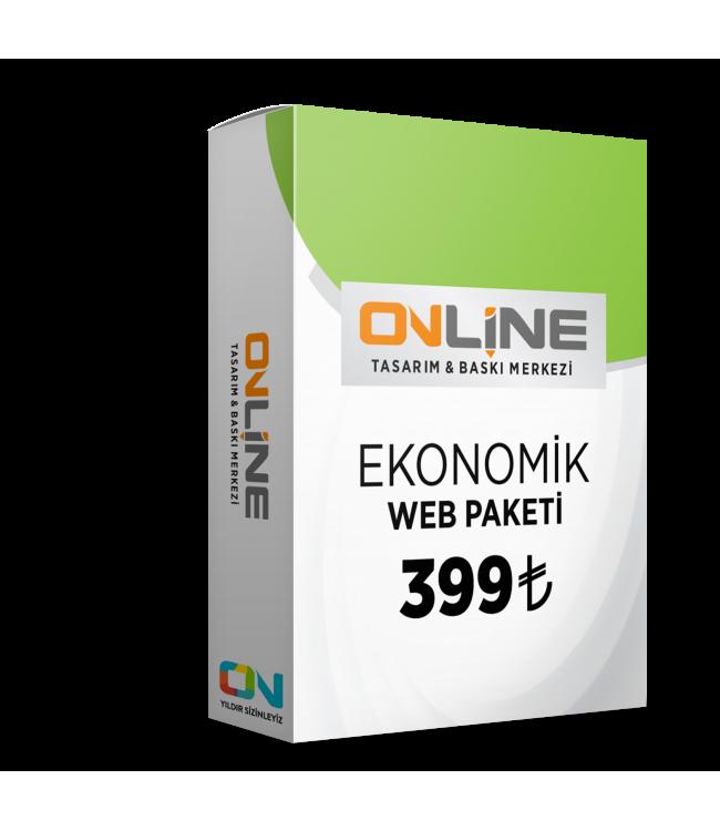 Ekonomik Web Tasarım Paketi