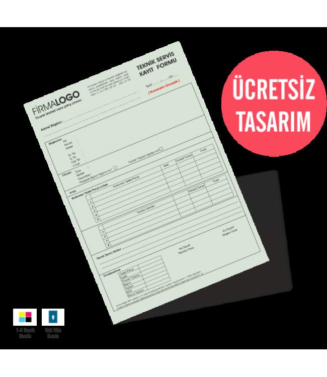 Servis Kayıt Formu