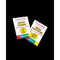 Yapışkanlı Sticker Kartvizit (90TL)