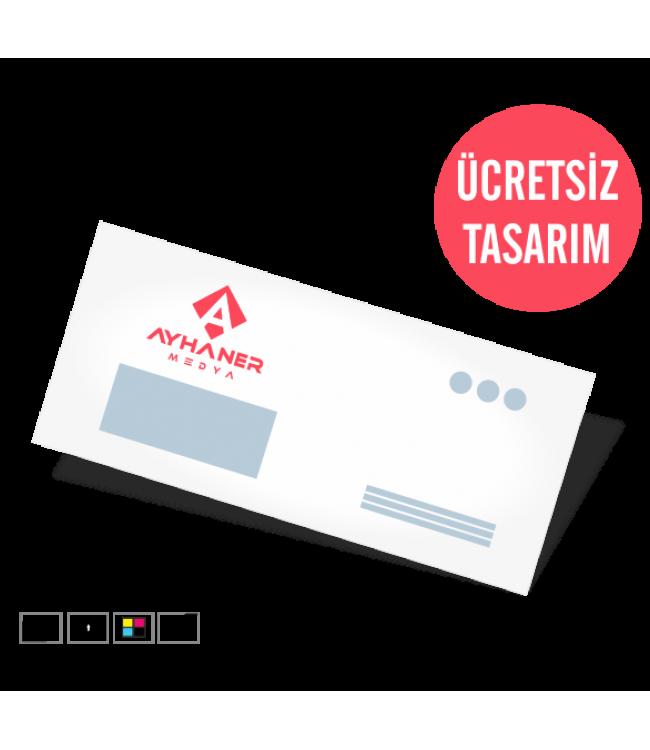 Zarf Çeşitleri, Online Matbaa