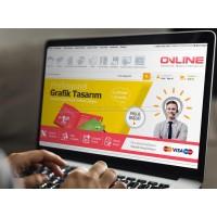 E-Ticaret Online Alışveriş Websitesi Yaptır