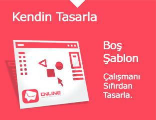 Online Kartvizit Tasarla